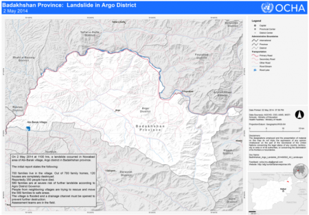 185039-Landslides in Argo District