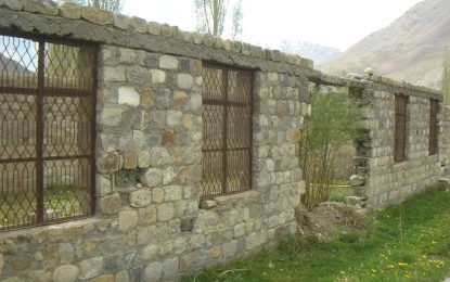 Chitral: Structure constructed 23 years ago to house diesel powered generator in shambles
