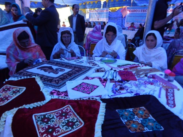 A large number of women in different parts of Gilgit-Baltistan have started small businesses to support their families by contributing to the household income. In many cases, they are sole bread winners for their families