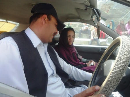 The trainers have been provided by the police department Hunza-Nagar