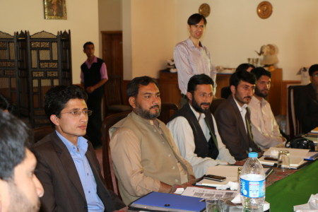 Senior and junior journalists who contribute to Pamir Times have been invited to attend the training, being held in collaboration with Impassion Media