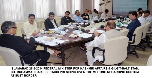 Minister KA_GB meeting 27-5-14