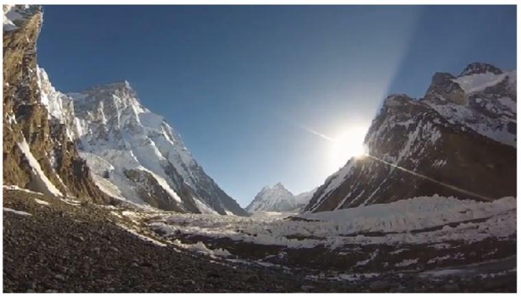 """Documentary – """"Receding glaciers in Pakistan"""", by Saleem Shaikh"""