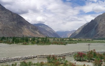 Two youngsters drown in Ghizar River, near Gahkuch