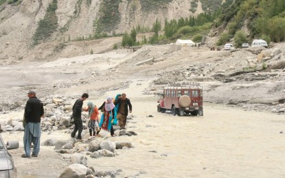 GLOFs furhter traumatize life in the disaster hit Gojal Valley