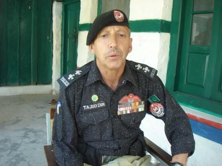 Investigation Officer Tajuddin
