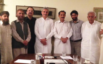"PTI planning ""fast-track"" preparations for upcoming Gilgit-Baltistan elections"