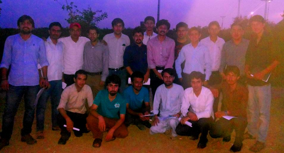 Youth from Gilgit, Baltistan and Chitral meet to discuss future issues
