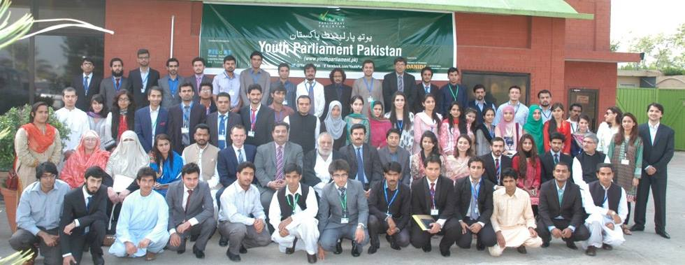 6th Youth Parliament Pakistan Launched
