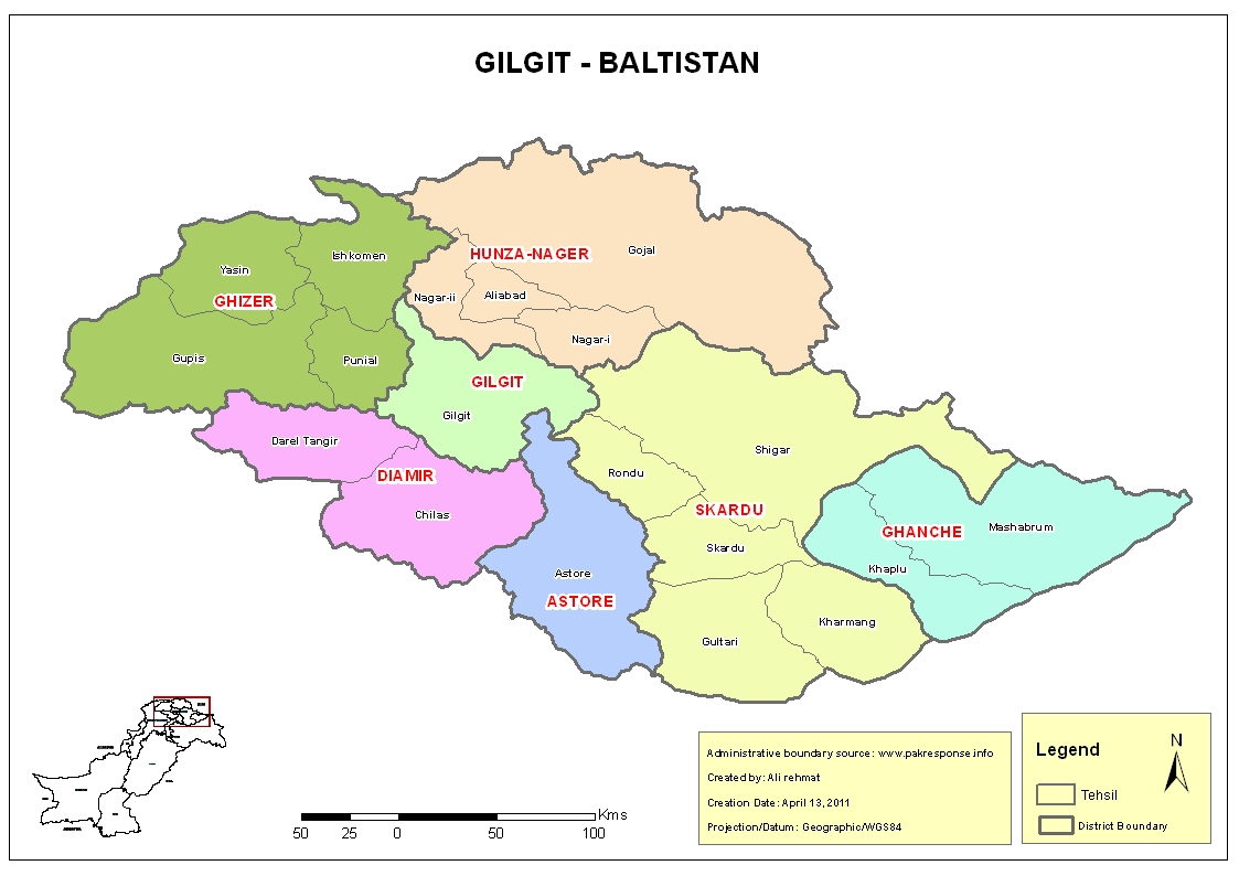 The History of Governance in Gilgit Baltistan