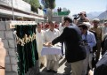 German ambassador inaugurates water and sanitation project in Aliabad, Hunza