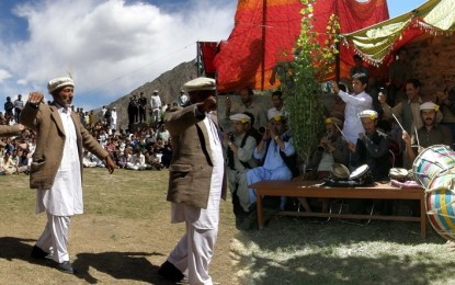 Colorful Cultural Revival Festival comes to an end in Hoper Valley, Nagar