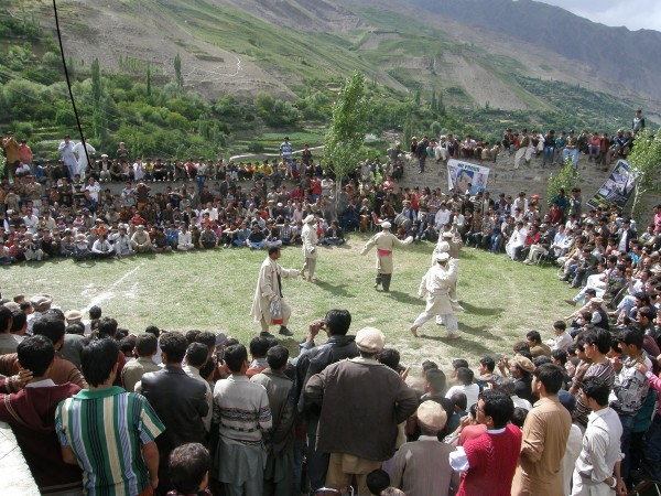 Nagar Valley has a rich tradition and history. The people in Hoper valley speak Burushaski language, which is also spoken in Hunza, located across the river