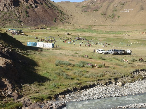 The Broghil Festival had been started in 2005 by a local activist named Muhammad Rafi