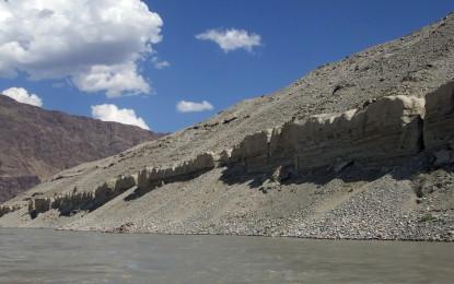 Floods wreak havoc in Thor Valley, Chilas