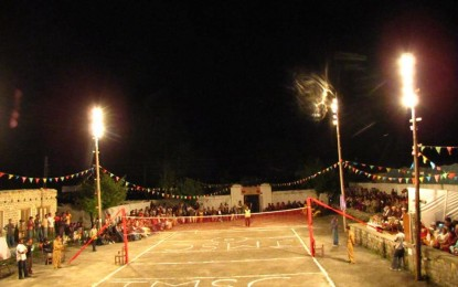 JSMC Floodlight Volleyball Tournament enters the quarter finals stage