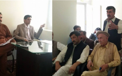 DC Hunza-Nagar says people can check documents of KKH compensation claims and raise objections