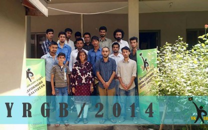 Young Reformers making waves across Gilgit-Baltistan