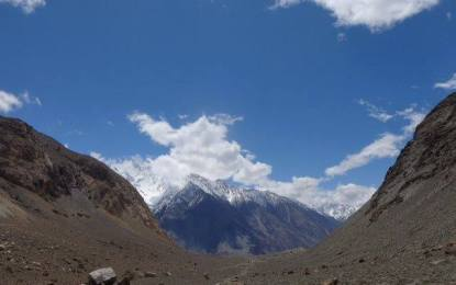 Passu: Japanese female tourist falls off a cliff, rescue efforts underway