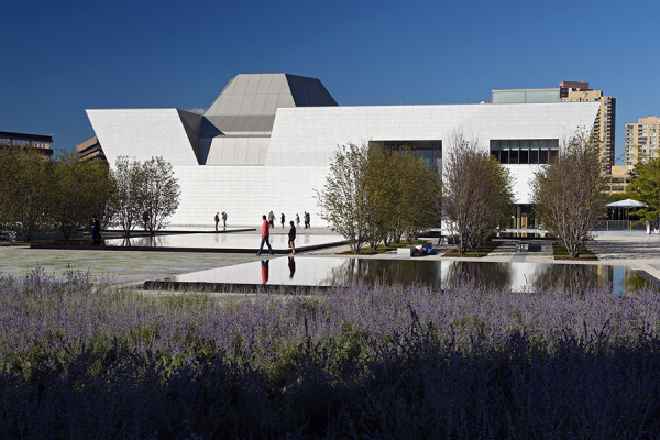 The Aga Khan Museum in Toronto, which is dedicated to presenting an overview of the artistic, intellectual and scientific contributions that Muslim civilisations have made to world heritage, will open its doors to the public on the 18th of September. - Photo: AKDN / Gary Otte