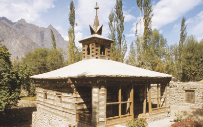 Amburiq mosque: Restored spirituality