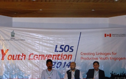 LSO's Youth Convention started in Chitral