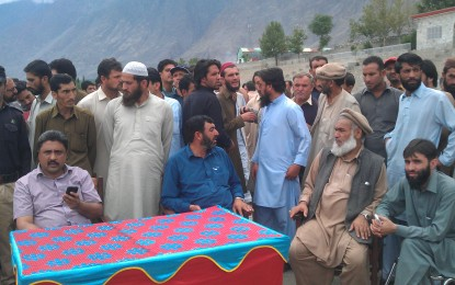 """Scrutiny: Gilgit administration searches for """"Ghost"""" employees of WASA"""