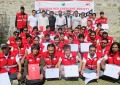 PRCS held 7th Annual Provincial Youth & Volunteers Camp at Hoper, Nagar