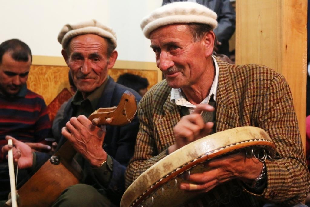 Wakhi language Mushaira and music night held in Gulmit, Gojal