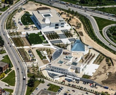 Ismaili Centre & Aga Khan Museum (Credit - Kalloon Photography)