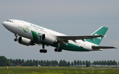 Faulty Engine: PK-452 makes emergency landing at Skardu Airport