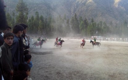 Only polo matches to be played during the upcoming Rama Festival