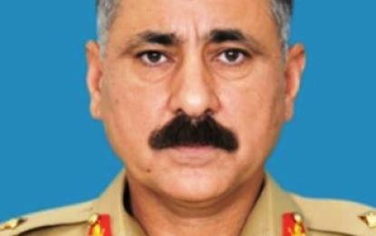 Lieut. Gen Hidayatur Rehman posted as Corps Commander Peshawar after promotion