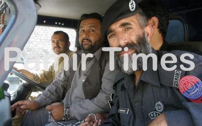 Renowned progressive leader Baba Jan turns himself in at ATC, Gilgit