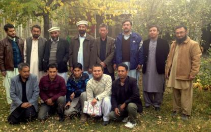 Siksa Welfare Association's Skardu Unit inagurated new office