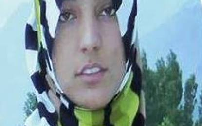 Ishrat Fatima from Skardu shines in B.A exams at the Karakuram Int'l University