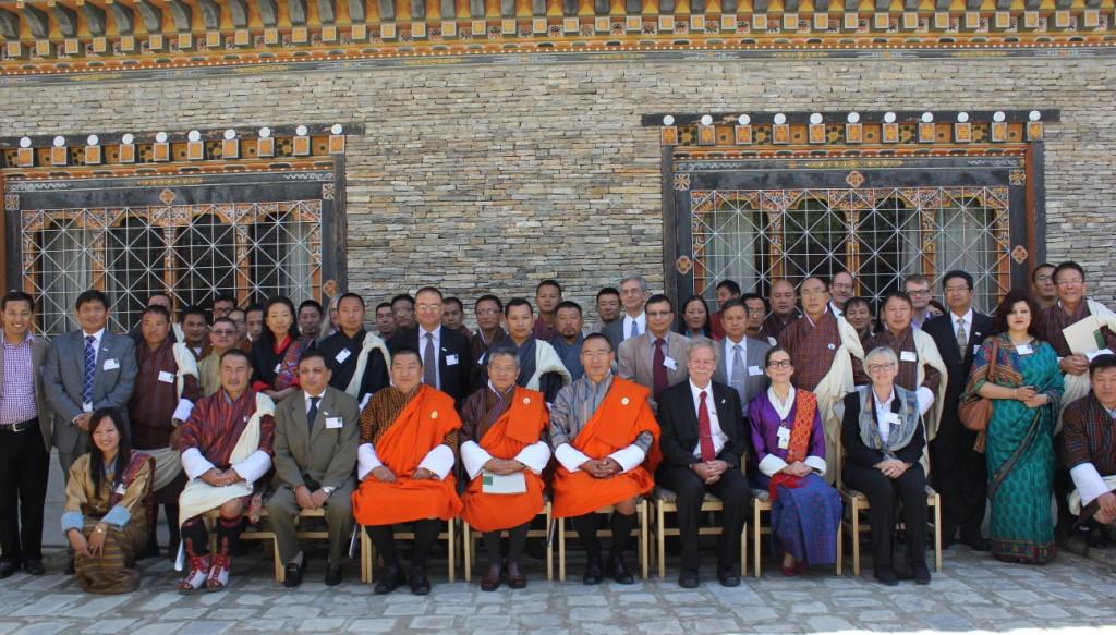 ICIMOD marks partnership with Bhutan