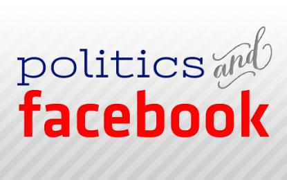 Facebook a yard for political war!