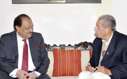 Pak-China Economic Corridor will be a game-changer for Gilgit-Baltistan: Mamnoon