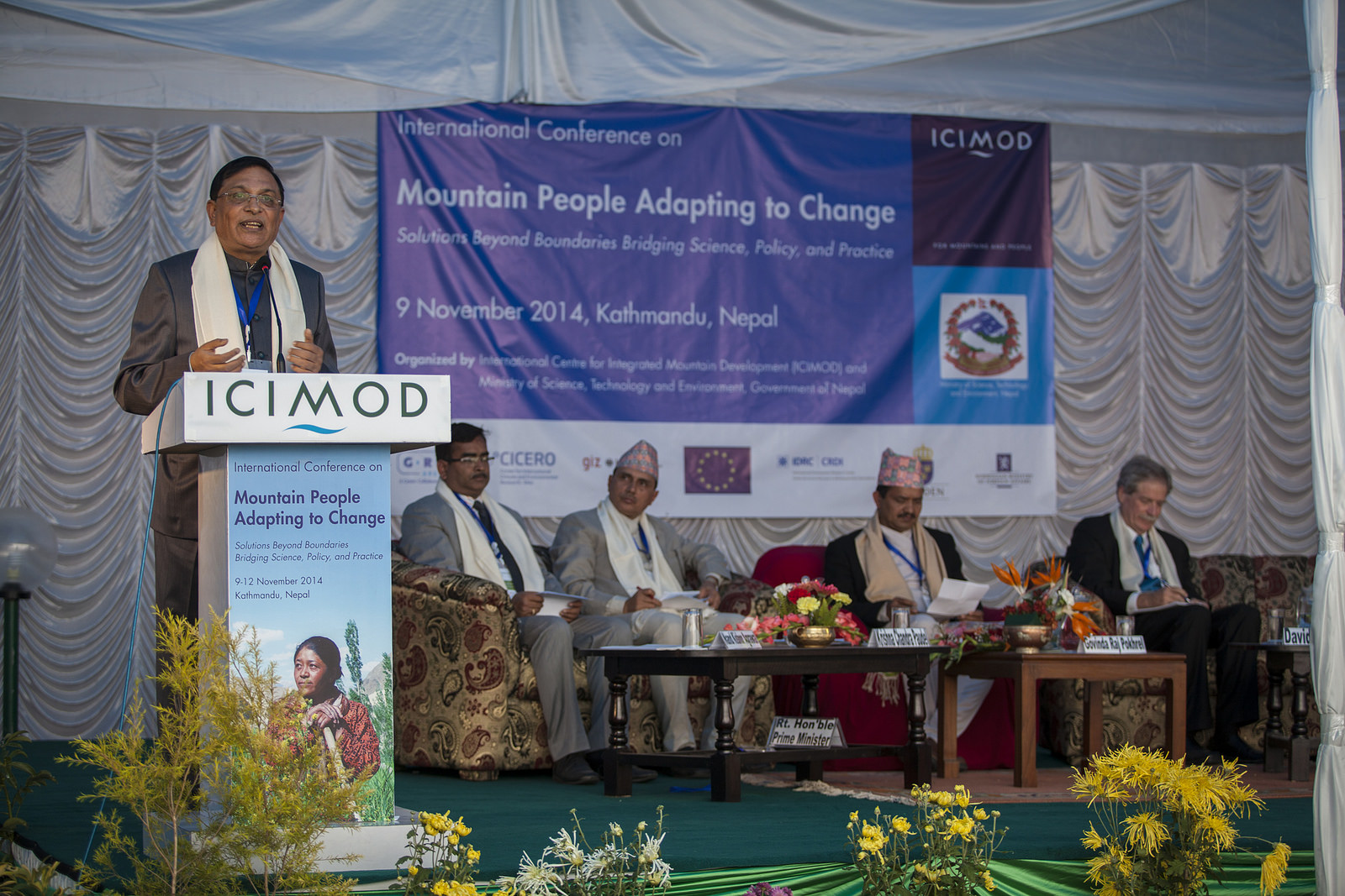 Unified mountain voice must to boost climate adaptation in Hindu Kush Himalya region