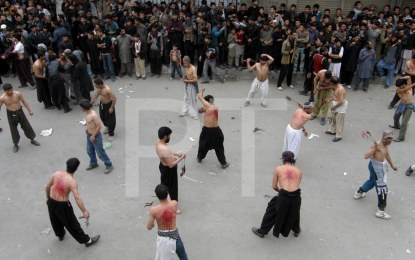 Ashura processions peacefully concluded across Gilgit-Baltistan