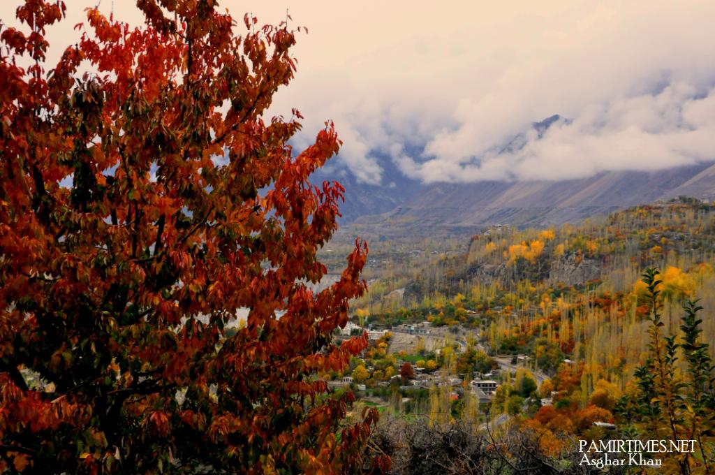 Autumn Hunza