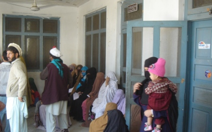 Chitral: 350 patients examined in free surgical camp organized by FIF, a JuD affiliate