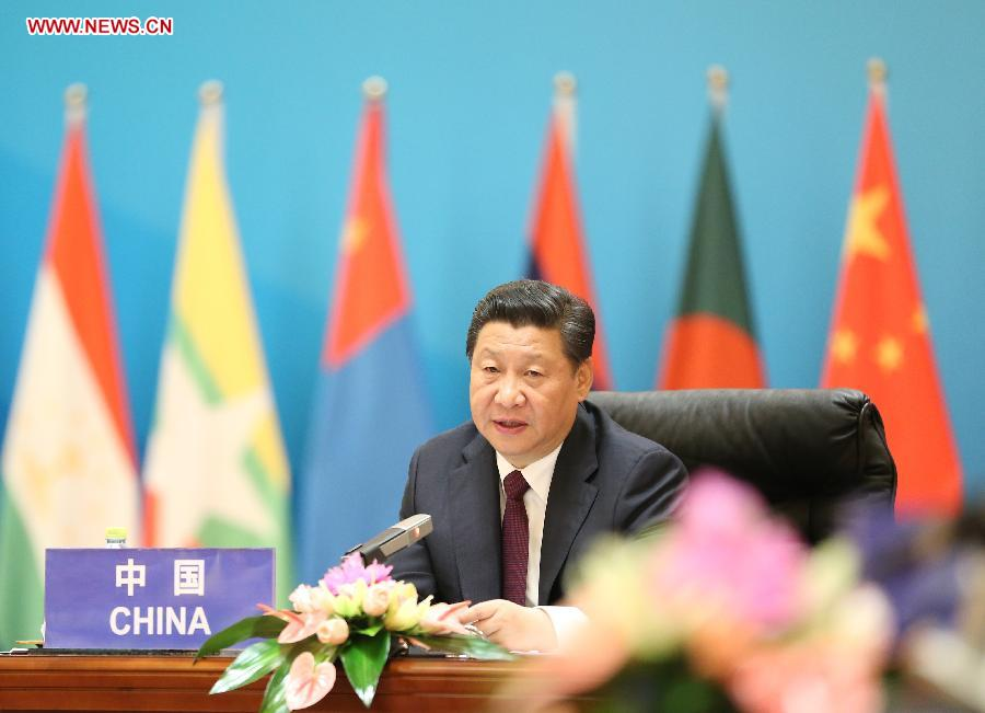 China pledges 40bn USD for Silk Road Fund
