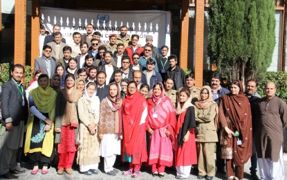 UNOCHA trains Gilgit-Baltistan based emergency responders for humanitarian coordination