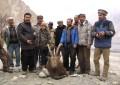 Gojal: 12 years old boy hunts Himalyan Ibex in Passu Conservancy