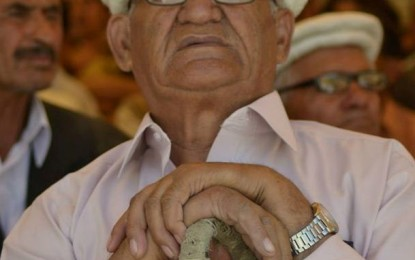 Renowned traditional healer Zafarullah Baig laid to rest