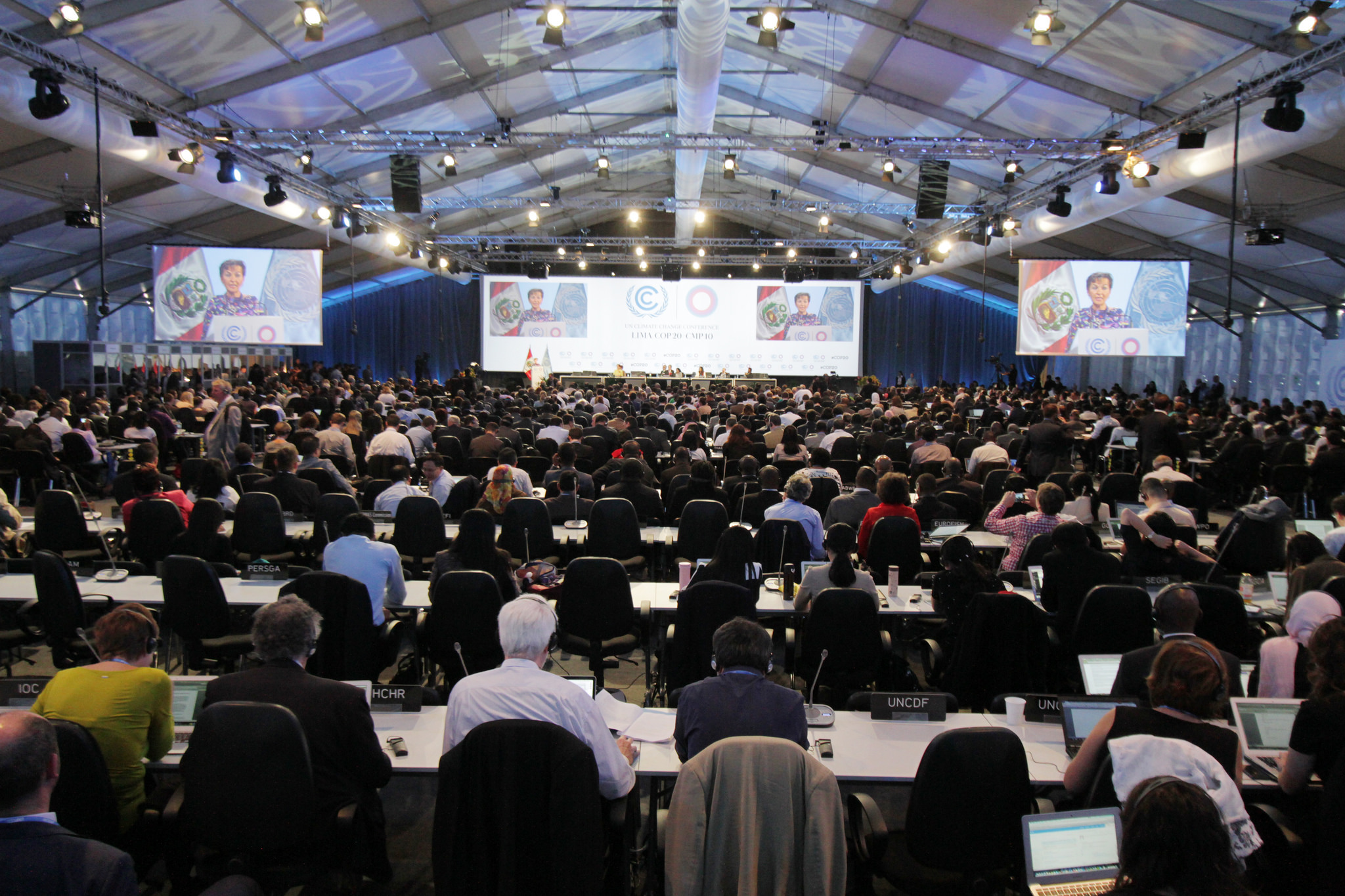 UN climate talks kicks off in Lima amid call for 'urgent action'