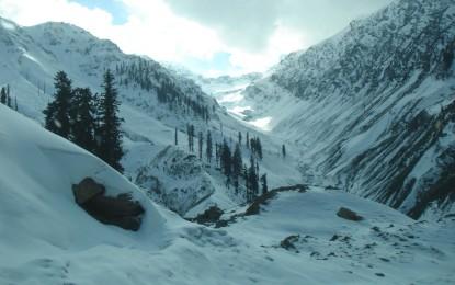 Pictorial – Winter scenes from the Lawari Top