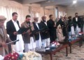 12-member caretaker cabinet for Gilgit-Baltistan sworn in amid protest